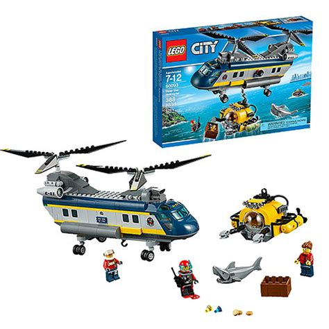 Sale Lego City Sea Helicopter lego city explorers