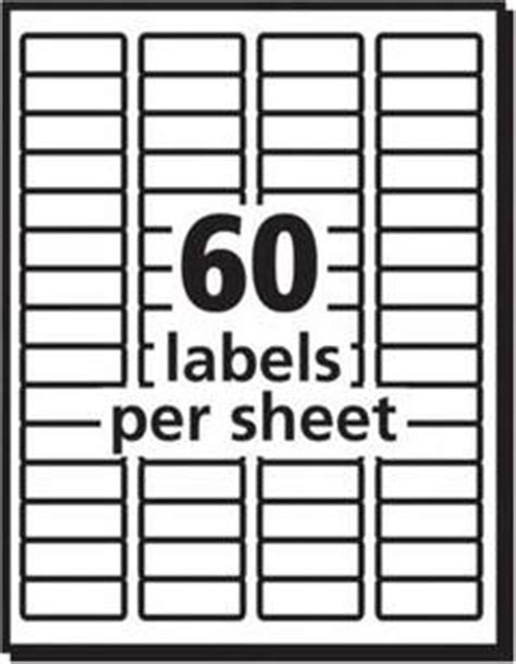 avery 8195 template avery 174 08195 easy peel inkjet address labels 2 3 x 1 3 4
