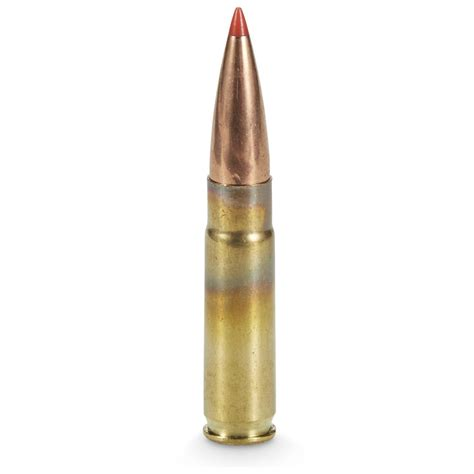 L Aac by Armscor 300 Aac Blackout Hornady A Max 208 Grain 20 Rounds 644951 300 Aac Blackout Ammo