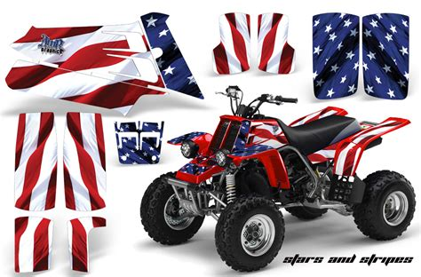 Decal Motor Yamaha X Ride American Flag amr racing graphics manufactures premium decals for the yamaha banshee 350 atv choose from