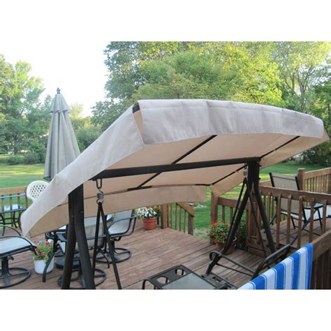 Patio Swing Menards Menards Swing Replacement Canopy Garden Winds
