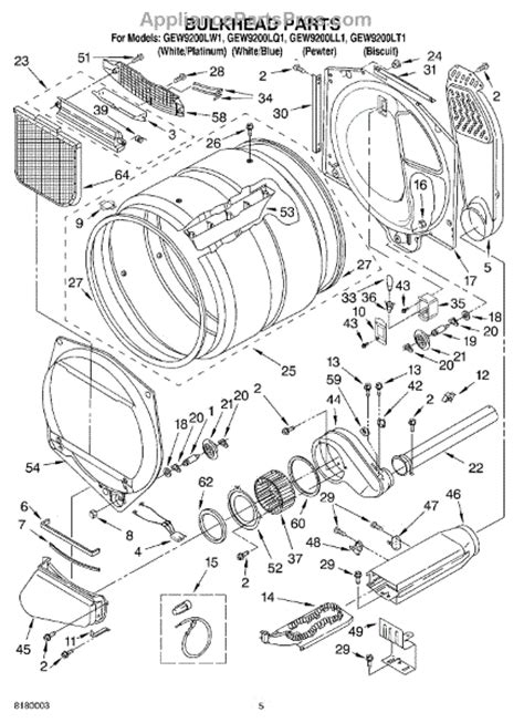whirlpool duet dryer diagram whirlpool duet dryer thermal fuse location get free