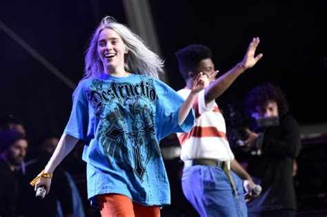 billie eilish toronto billie eilish has no time for teen pop stereogum