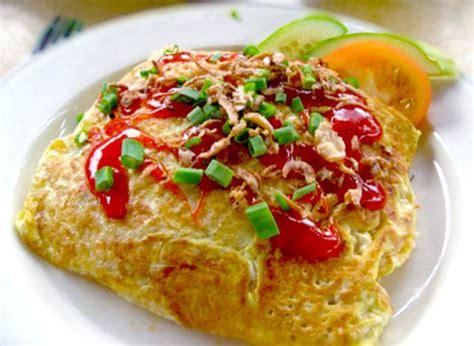 membuat omelete rice image gallery nasi goreng pattaya