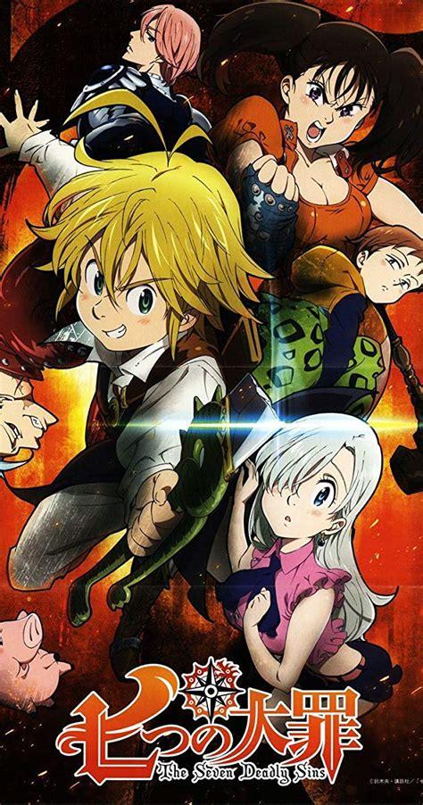 Anime 7 Deadly Sins Season 3 by Nanatsu No Taizai Tv Series 2014 Imdb