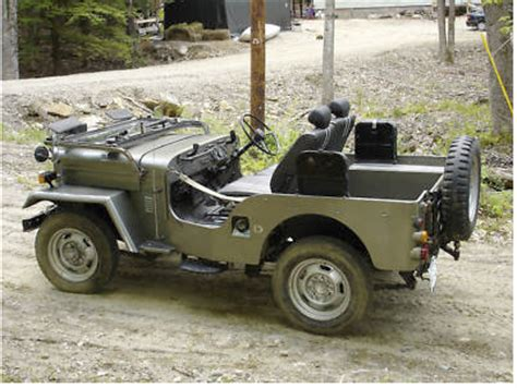 mitsubishi j54 jeep willys pictures posters news and videos on your