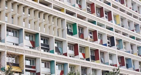 Le Corbusier Wohnmaschine by Unit 233 D Habitation Typ Berlin Le Corbusier Acanthus