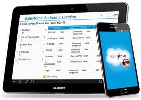 application design salesforce image gallery salesforce app