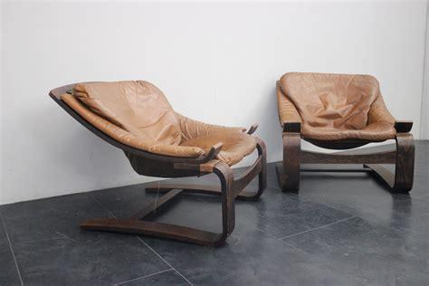 coppia di poltrone relax quot kroken quot anni 70 marco polo