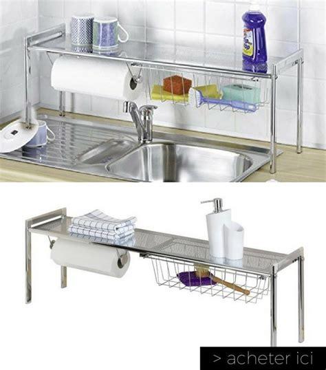 evier pour cuisine 23 objets quot gain de place quot pour optimiser l espace d une