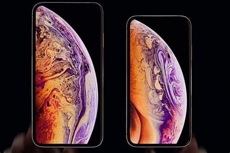 iphone xs et xs max date de sortie prix et fiche technique des smartphones d apple