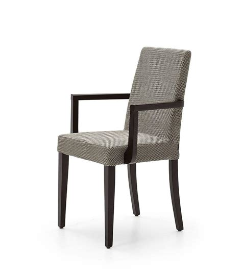 Dining Room Chairs With Arms Upholstered Chair With Armrests For Dining Room Idfdesign