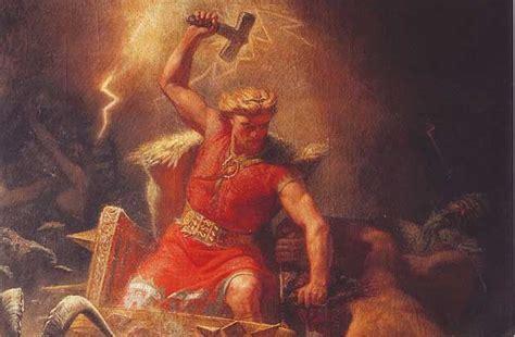 ancient god thor top 5 norse mythology tales