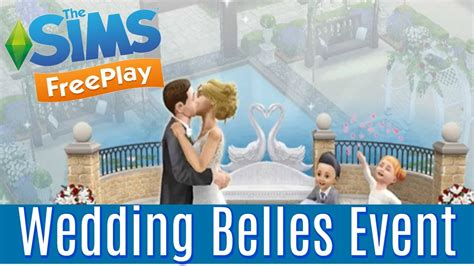 Wedding Belles Live Event In Sims Freeplay by Sims Freeplay Wedding Belles Live Event