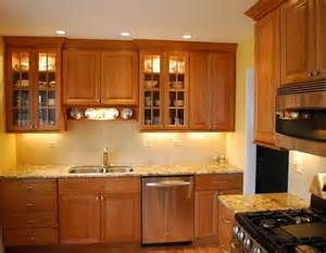 Light Cherry Kitchen Cabinets The World S Catalog Of Ideas