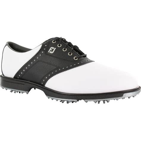 mens footjoy fj superlites closeout golf shoes 58012 white