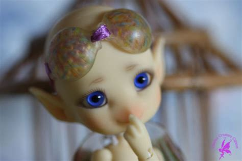 12 cm jointed doll sold out gaylibri filigod quot bird boy quot firefly faerie