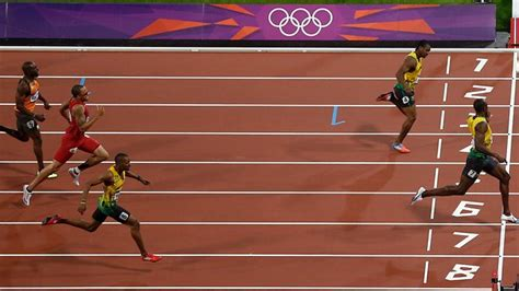 london 2012 news top stories videos photos olympicorg usain bolt creates olympic history by winning the men s