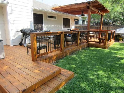back deck designs arbor low deck this would be gorgeous out back deck ideas outside