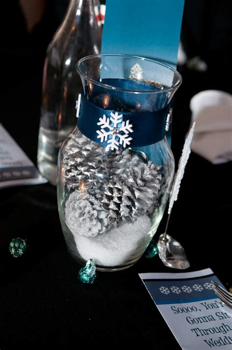 furniture vases for centerpieces ideas winter 17 best ideas about snowflake wedding cake on pinterest