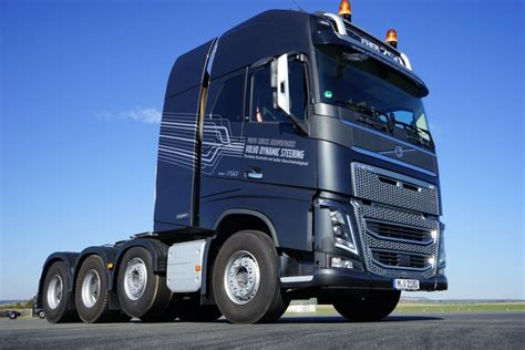 volvo heavy trucks volvo trucks presenting new features for construction