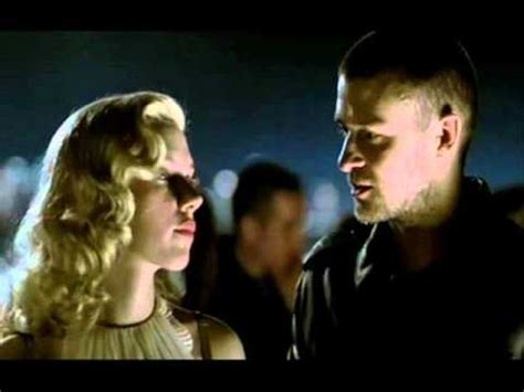 Johansson In Justin Timberlakes What Goes Around Comes Around by Justin Timberlake What Goes Around Comes Around