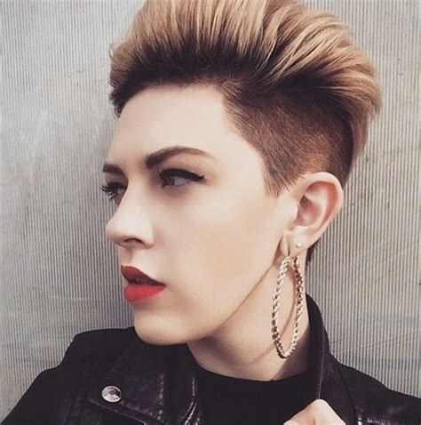 spikey shaved short hairstyles spikey haircut short hairstyle 2013
