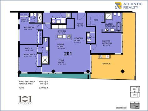 floor plan key 101 key biscayne new miami florida beach homes