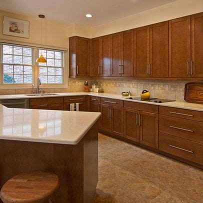 Kitchen Bulkhead Ideas Kitchen Cabinets Built Into A Bulkhead Design Ideas Pictures Remodel And Decor Page 3