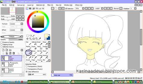tutorial menggambar digital miyazaki karin s blog tutorial digital art menggambar