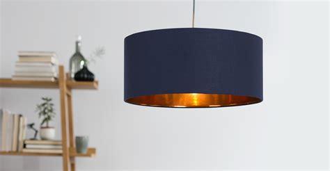 Wardah Dd Shade Light hue pendant shade navy copper made