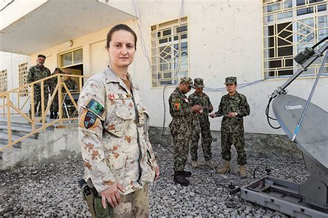 Mba Graduates Afghanistan by Mba Student Profile The Soldier Canadian Business