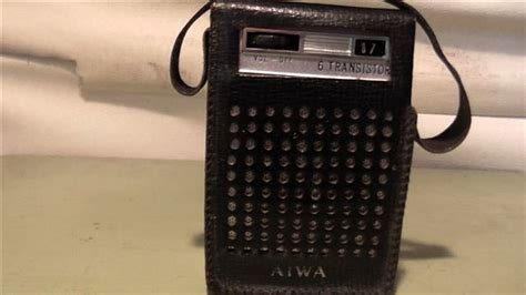 transistor extremely vintage transistor radio collection the swling post