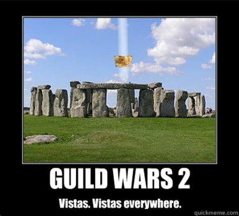 Guild Wars 2 Meme - guild wars 2 vistas vistas everywhere guild wars 2