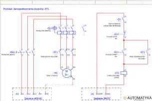 jak czytać schematy elektryczne 3 styczniki iautomatyka pl