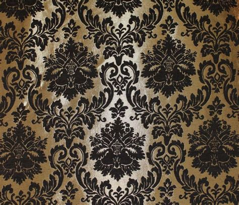 pattern drapery fabric barron gold damask pattern chenille upholstery and drapery