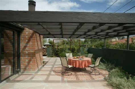 Simple Patio Cover Designs Pergola And Patio Cover Tucson Az Photo Gallery Landscaping Network