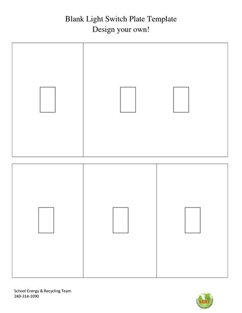 p plate template make your own light switch plate cover template home