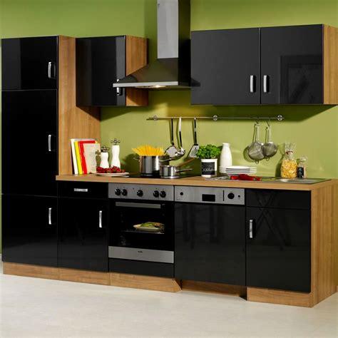 Küchenblock Günstig Kaufen by K 252 Chenzeile Mit Elektroger 228 Ten G 252 Nstig Dockarm
