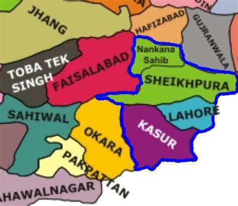 Kasur Winner lda area extened to kasur sheikhupura and nankana sahab