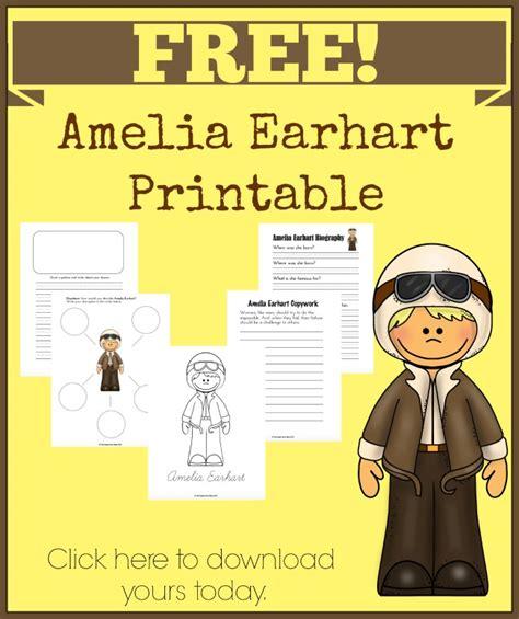biography books for kindergarten amelia earhart worksheets for kindergarten amelia best