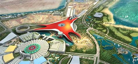 ferrari world ferrari world the biggest indoor theme park travel featured