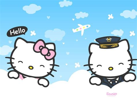 wallpaper hello kitty and daniel mimmy and hello kitty wallpaper daniel and hello kitty
