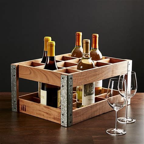 Crate And Barrel Wine Racks by Wine Rack Crate And Barrel