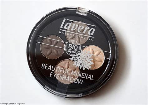 Lavera Beautiful Mineral Eyeshadow beautiful lavera mineral eyeshadow glitterball magazine