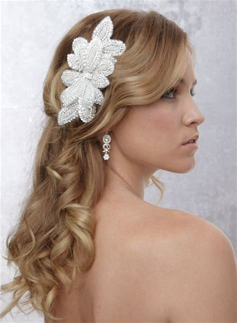 Wedding Hairstyle Accessories by Fashion And Trend Bridal Hair Accessories