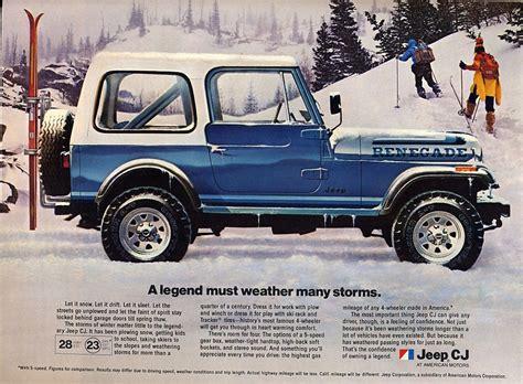 Jeep Ad 1982 Jeep Ad 0a