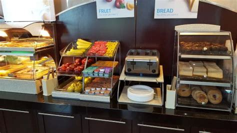 breakfast buffet picture of holiday inn express hotel