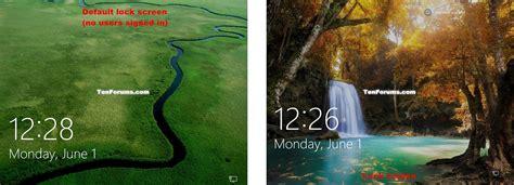 lock screen enable  disable  windows  windows
