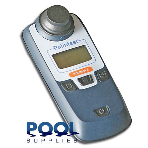 Handrail Systems Palintest Pooltest 3 Photometer Test Kit Swimming Pool